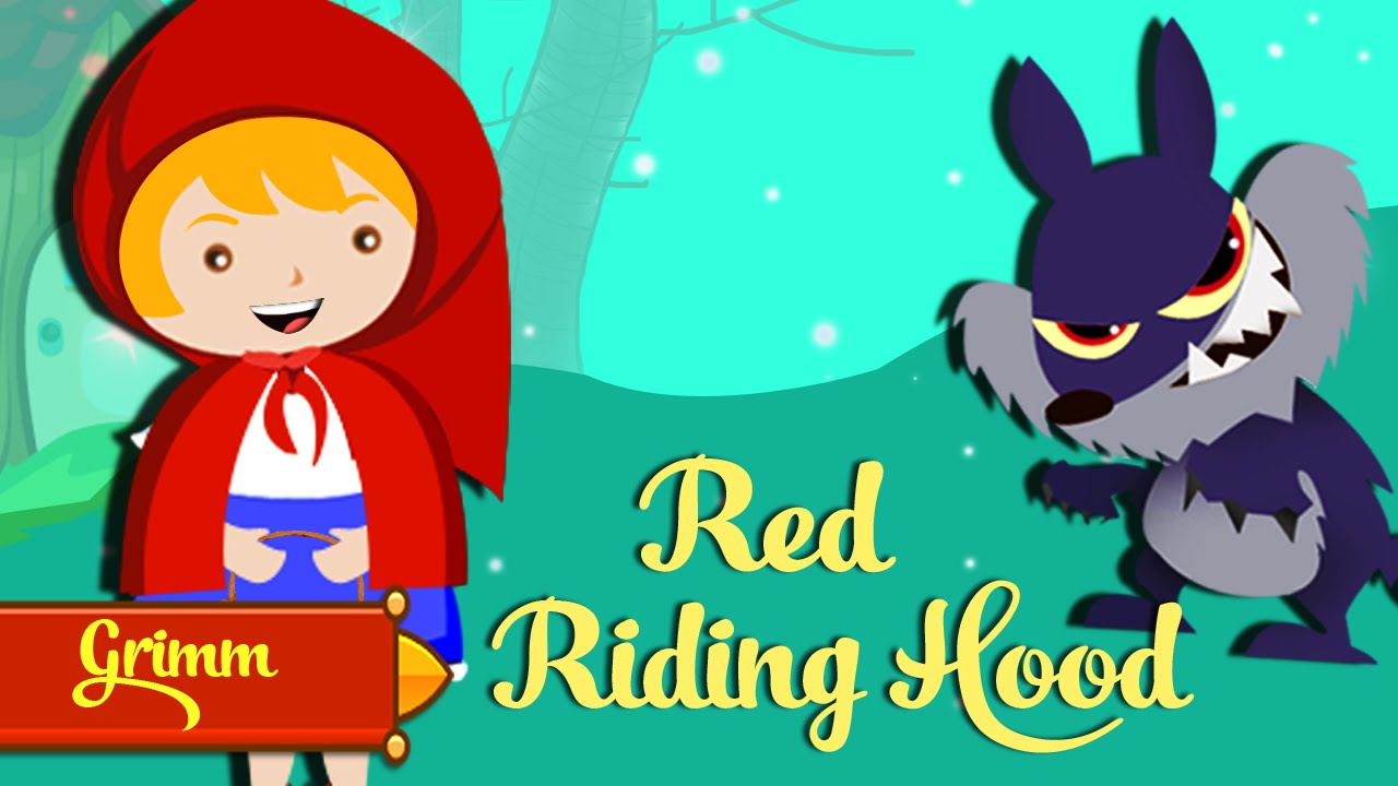 Little red riding hood movie fairy tales watch cartoons online youtube