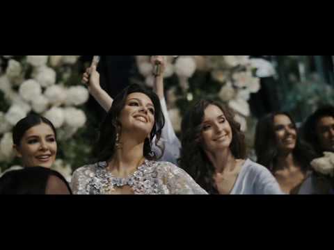 #TOP15MOSCOW – Свадьба короля Малайзии Султана Мухаммада V Фариса Петра и Оксаны Воеводиной