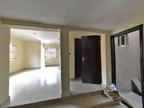 3 bedroom bungalow in ajah p4643 25 abraham adesanya estate youtube