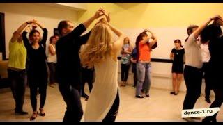 Бачата, кизомба - уроки в Первой танцевальной школе.