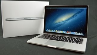 Apple MacBook Pro 13 with Retina Display_ Unboxing & Tour