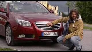 139 Opel Insignia - Наши тесты
