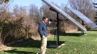 New Solar Time Tracker by Missouri Wind and Solar