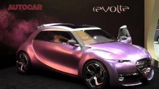 Citroen REVOLTe Concept Videos