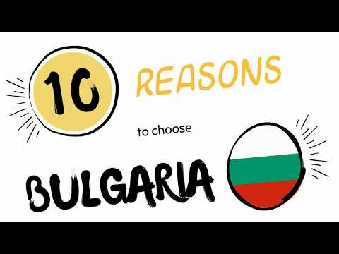 10 reasons to set up your company in Bulgaria