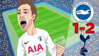 Download Video Brighton & Hove Albion vs Tottenham Hotspur 1-2 All Goals and Highlights - Premier League 22/09/2018 MP3 3GP MP4