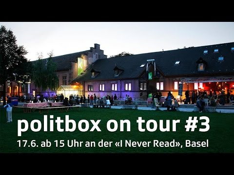 politbox on tour #3: Basel