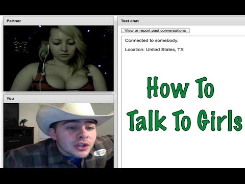chatroulette for girls
