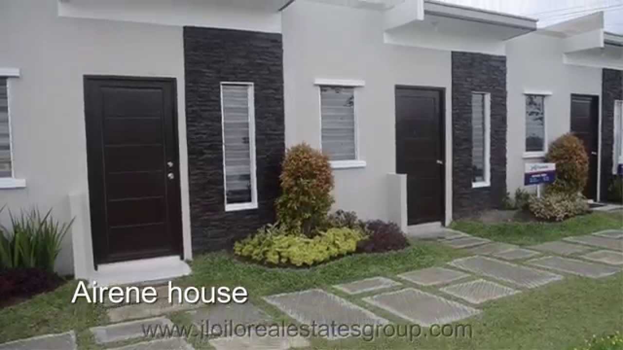 airene house lumina homes iloilo 2280php monthly youtube