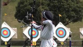 archery アーチェリー 2011年世界選手権最終選考会