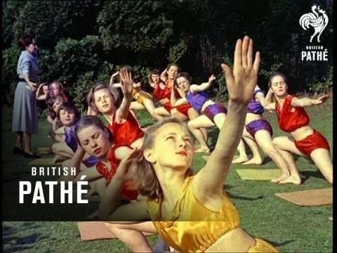 Yoga Dancing (1956)