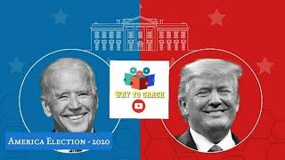 Way To Crack|America Election -2020 | Kamala Harris | Current Affairs