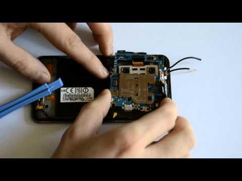 Como cambiar botones en LG Optimus 3D (P920)