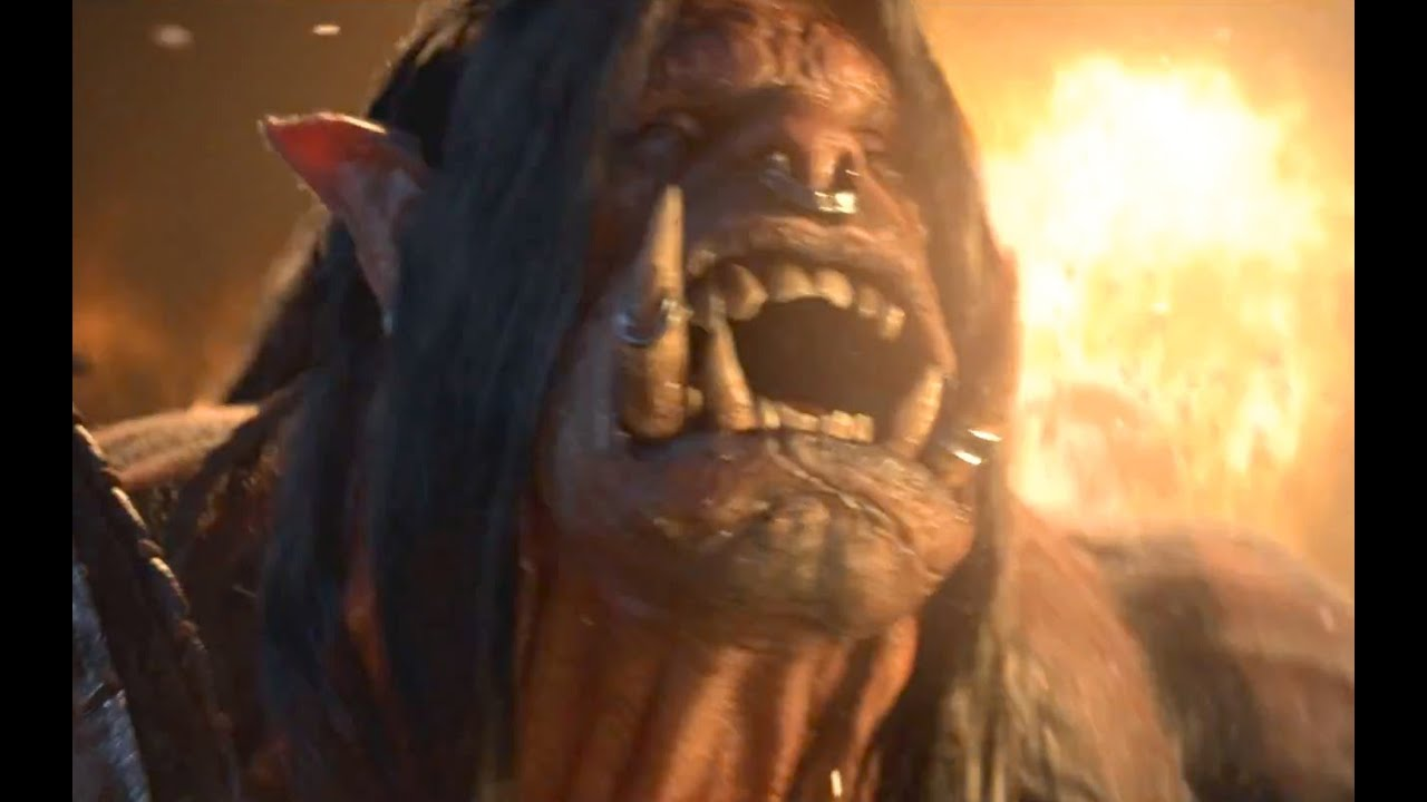 Warcraft movie director is okay with CGI | VG247