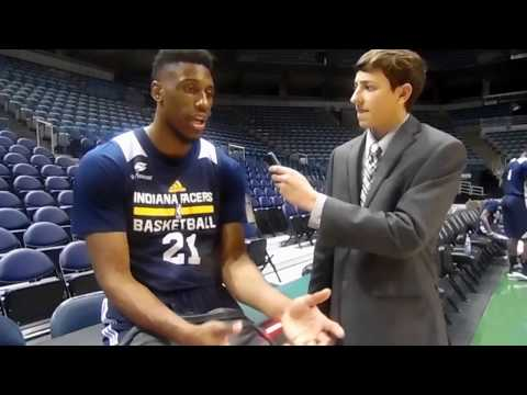 Thaddeus Young Exclusive Interview 11/3/16