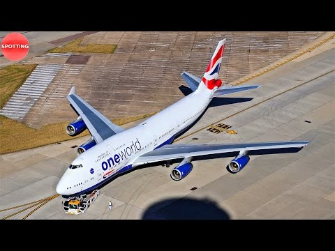 BEST VIEW EVER | Plane Spotting at London Heathrow Airport Control Tower - A380 + 747 Heaven!