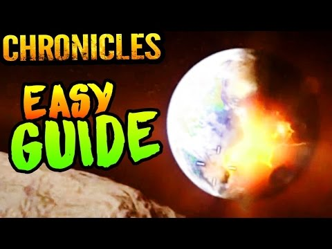 ULTIMATE MOON EASTER EGG GUIDE: BO3 Zombies Chronicles Moon Easter Egg Walkthrough & Tutorial