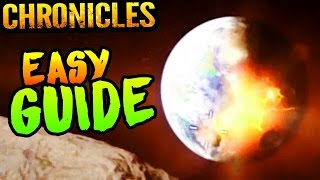"""THE ULTIMATE BLACK OPS 3 ZOMBIES """"MOON EASTER EGG"""" GUIDE. Easy best..."""