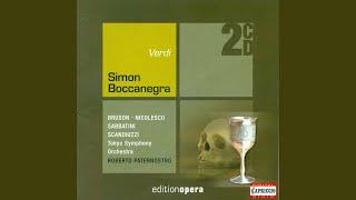 Simon Boccanegra: Preludio - Prologue: Scene 1: Che dicesti? (Paolo, Pietro, Simone, Coro)