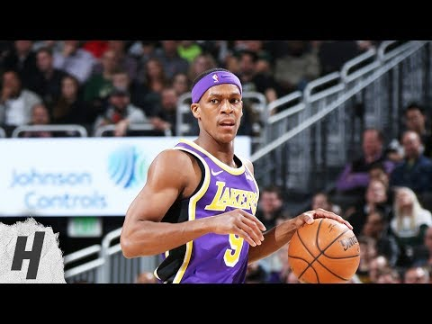 Los Angeles Lakers vs Milwaukee Bucks - Full Game Highlights | March 19, 2019 | 2018-19 NBA Season