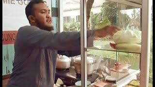Caesar dan Indadari berdakwah sambil bejualan makanan - Obsesi 15/06