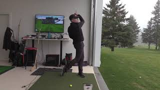 more CLUB SPEED NOW with this SIMPLE SWORD DRILL-Wisdom in Golf