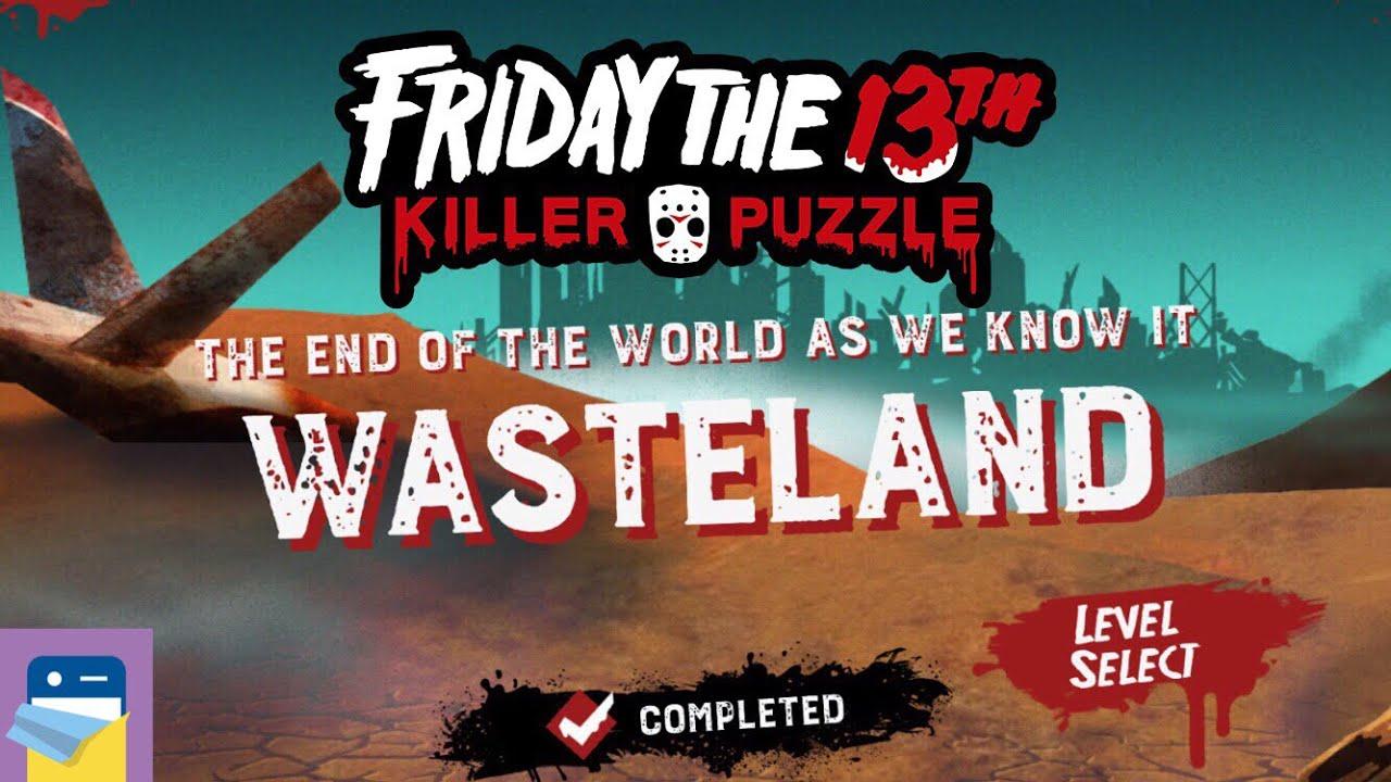 Friday the 13th Killer Puzzle: Episode 7 Walkthrough Guide