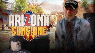 Oculus Rift - Arizona Sunshine Gameplay - PC