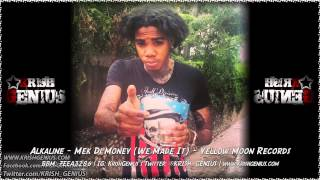 Alkaline - Mek Di Money (We Made It) September 2014