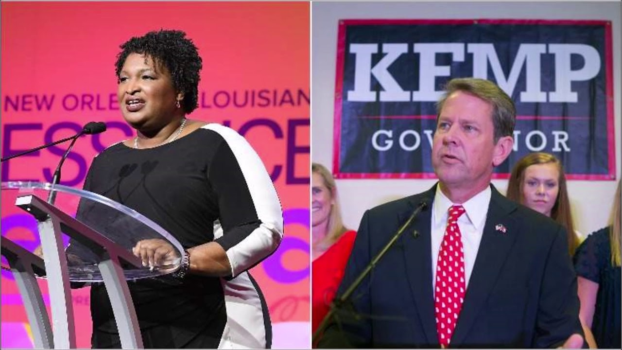 Stacey Abrams Ends Challenge In Georgia Governor's Race