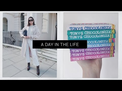A Day In The Life: Chill Day At Home & Chocolate Tasting | AD | The Anna Edit