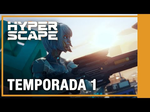 Hyper Scape: Temporada 1 - Trailer de anúncio