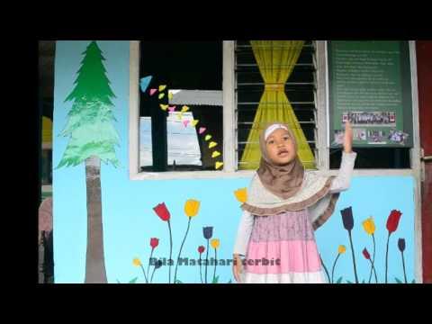 Matahari Lagu Anak Tema Alam Semesta Tk Paud Youtube