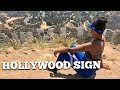 Hiking to the Hollywood Sign | Vlog