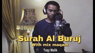 Taqy Malik - Surah Al Buruj ( with Maqam Ajam , shoba , kurdi )