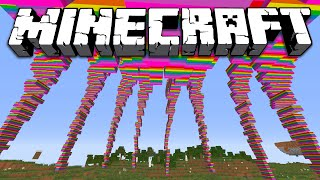 БЕЗУМНЫЕ ГРАНАТЫ Minecraft Обзор Мода
