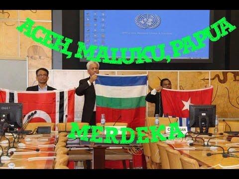 Aceh, Papua dan Maluku Merdeka