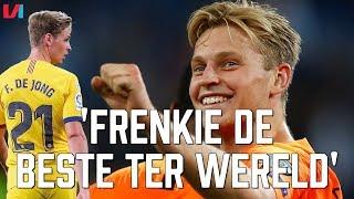'Frenkie de Jong is De Beste Middenvelder Ter Wereld Over Twaalf Maanden'