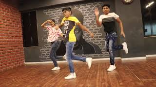 TERE NAAL NACHNA | DANCE CHOREOGRAPHY | D'ALIVE DANCE ACADEMY