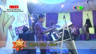 "Gambar cover Remix Cinta Abadi "" WA Music Live di Bangsa Negara, Belitang Madang Raya, OKUT"