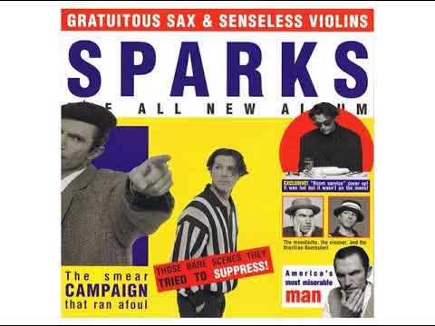 Sparks - Gratuitous Sax mp3