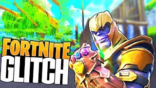 FORTNITE NEW GLITCH SPOT SUR FORTNITE BATTLE ROYALE !