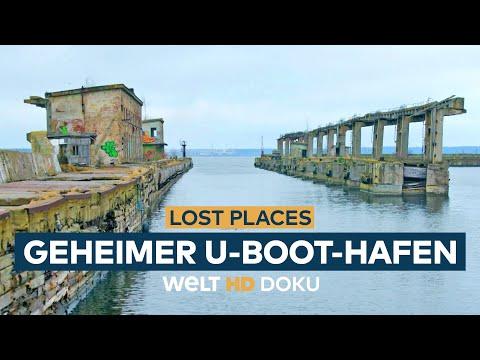 LOST PLACES - Der geheime U-Boot-Hafen | HD Doku