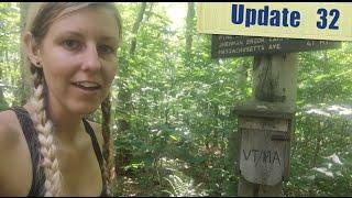 Update 32: Reaching Vermont