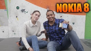 Nokia 8 : Análisis al Extremo con Kika Nieto