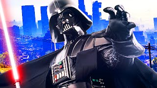 DARTH VADER PLAYS GTA 5!
