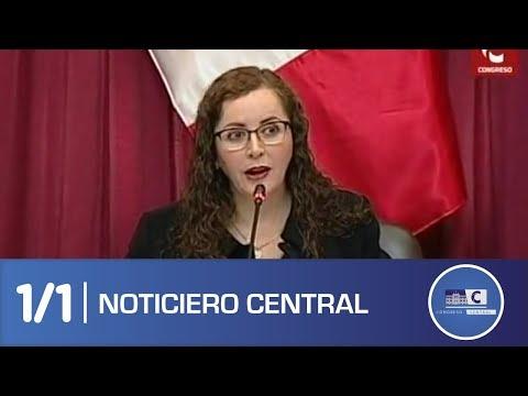 Declaraciones: Rosa Bartra, presidenta de la Comisión Lava Jato