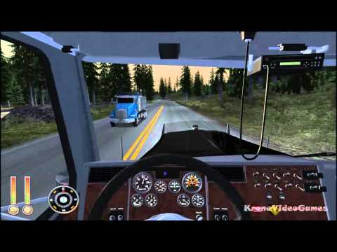 18 Wheels Of Steel: Extreme Trucker 2 Gameplay PC HD