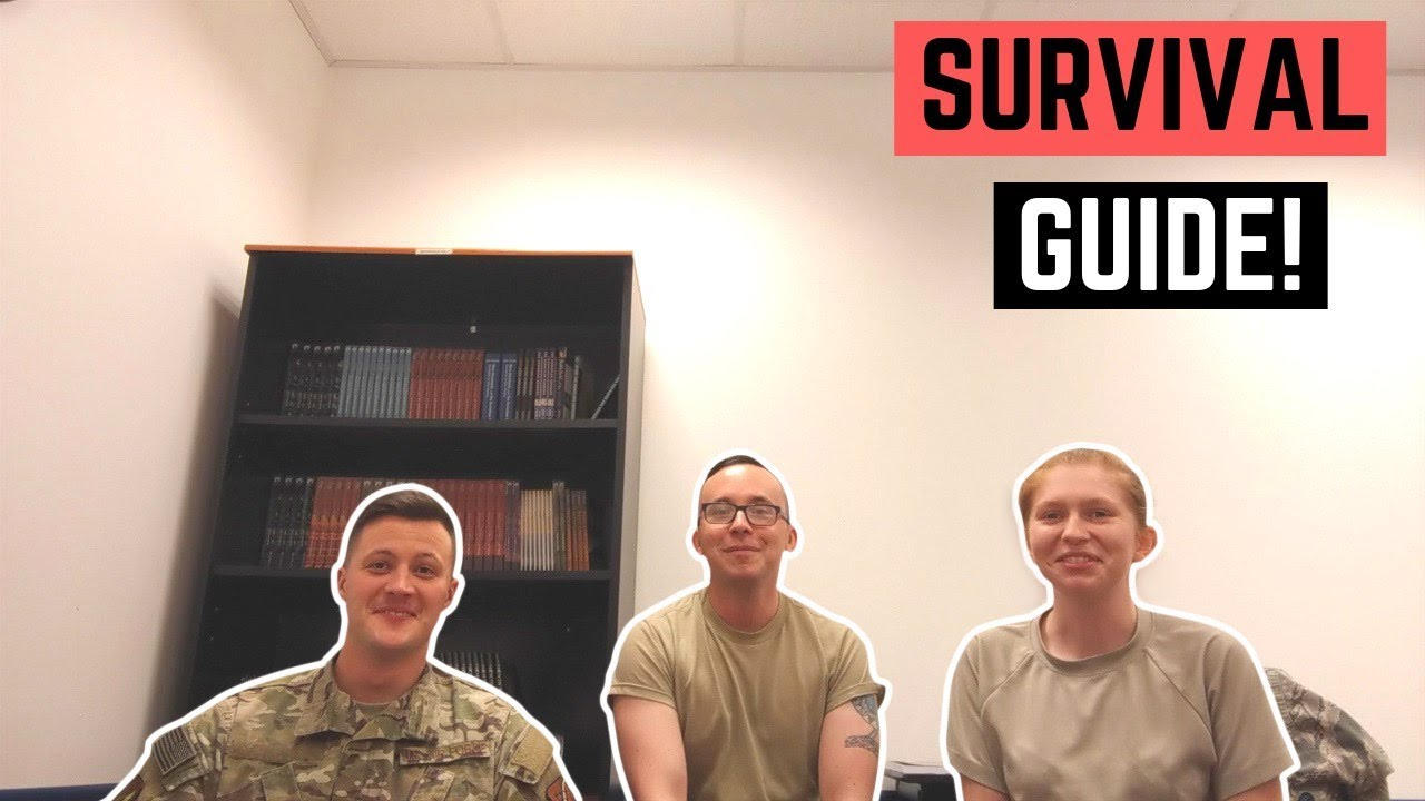 how to survive army basic training