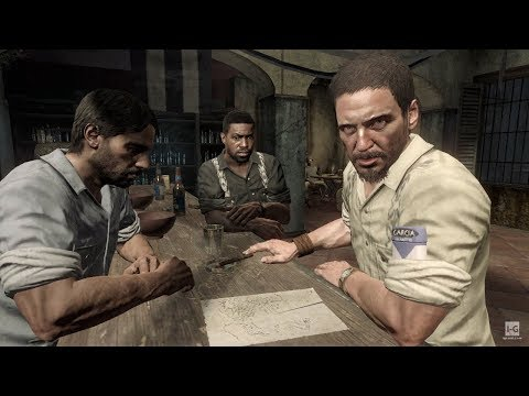 Bay of Pigs Invasion - Cuba - Operation 40 - Call of Duty: Black Ops